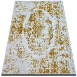 Akril beyazit szőnyeg 1799 C. Elefántcsont/Arany