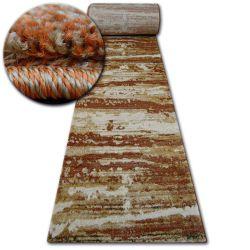 Shadow futó szőnyeg 9368 arany / rozsda