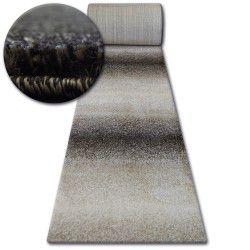 Shadow futó szőnyeg 8621 fényes bézs/barna