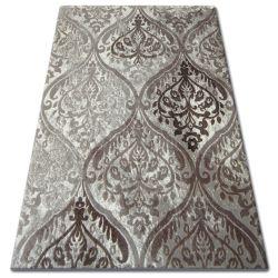 Akril florya szőnyeg 0316 bézs barna