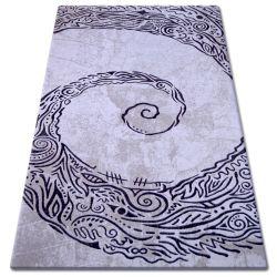 Akril florya szőnyeg 0069 krém