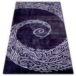 Akril florya szőnyeg 0069 barna