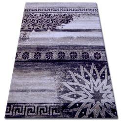 Akril florya szőnyeg 0185 barna