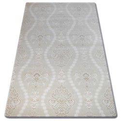 Akril florya szőnyeg 0281 Cream/Fehér
