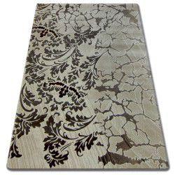 Akril florya szőnyeg 0214 Cream/Caramel