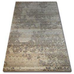 Akril florya szőnyeg 0455 S.Barna/Caramel