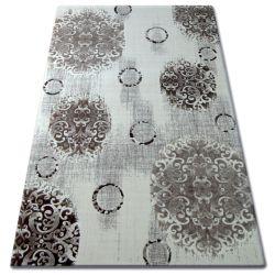 Akril florya szőnyeg 0362 bézs krém