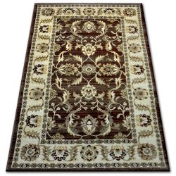 Ziegler szőnyeg 030 barna/krém