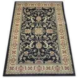 Ziegler szőnyeg 034 fekete/krém