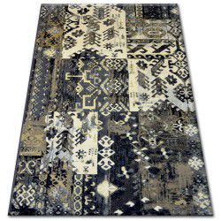 Ziegler szőnyeg 038 fekete/krém