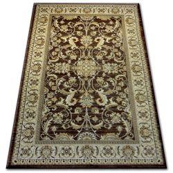 Ziegler szőnyeg 034 barna/krém