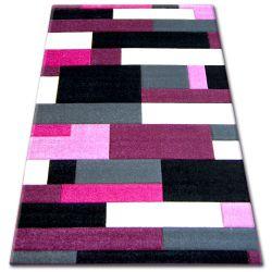 Pilly szőnyeg H201-8403 - fekete/lila