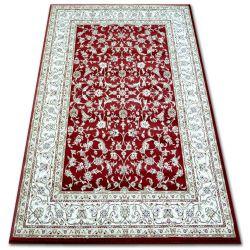 Klasik szőnyeg 4174 d.piros/d.krém