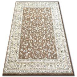 Klasik szőnyeg 4174 barna/l.Bézs