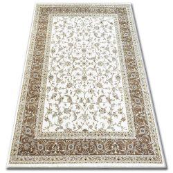Klasik szőnyeg 4174 d.krém/barna