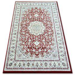 Klasik szőnyeg 4179 d.piros/d.krém