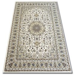 Klasik szőnyeg 4179 d.krém/l.Bézs
