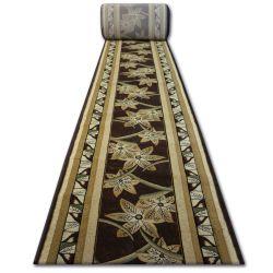 Heat-set futó szőnyeg kiwi 4703 barna