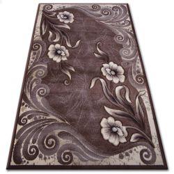 Kiwi heat-set szőnyeg 7908 barna