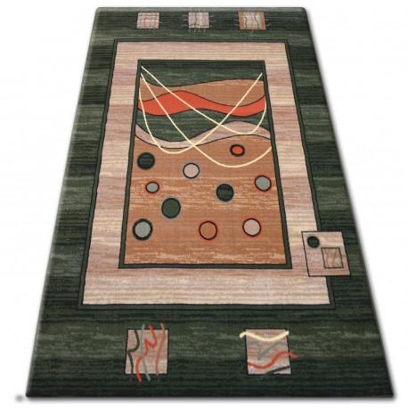 Heat-set primo szőnyeg 4626 zöld