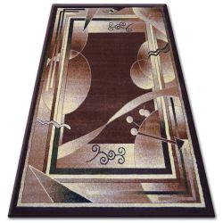 Heat-set primo szőnyeg 5741 barna