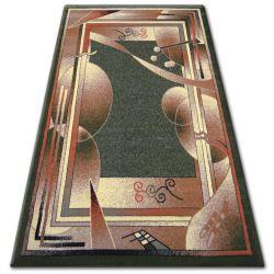 Heat-set primo szőnyeg 5741 zöld
