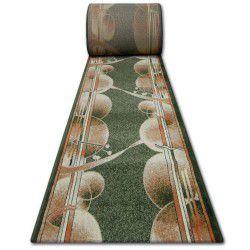 Heat-set futó szőnyeg PRIMO 5741 zöld