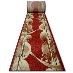 Heat-set futó szőnyeg PRIMO 5741 piros