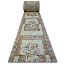 Heat-set futó szőnyeg PRIMO 5414 bézs
