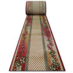 Heat-set futó szőnyeg PRIMO H239 piros