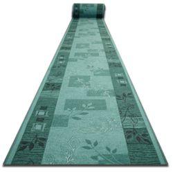 Csúszásgátló futó szőnyeg AGADIR zöld