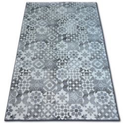 Maiolica szőnyegpadló szürke lisszaboni stílus LISBOA