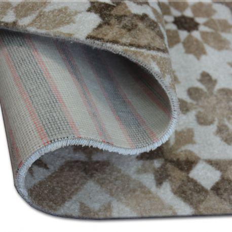 Maiolica szőnyegpadló szőnyeg bézs 34 lisszaboni stílus LISBOA